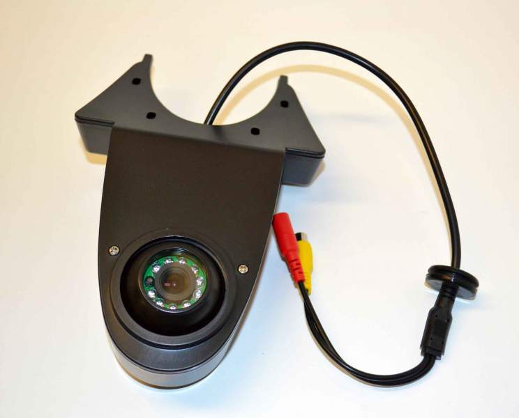 reversing camera fitting instructions